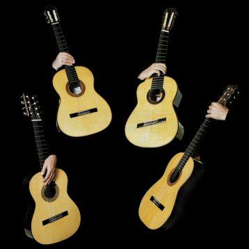 Poema sobre a criação do violão