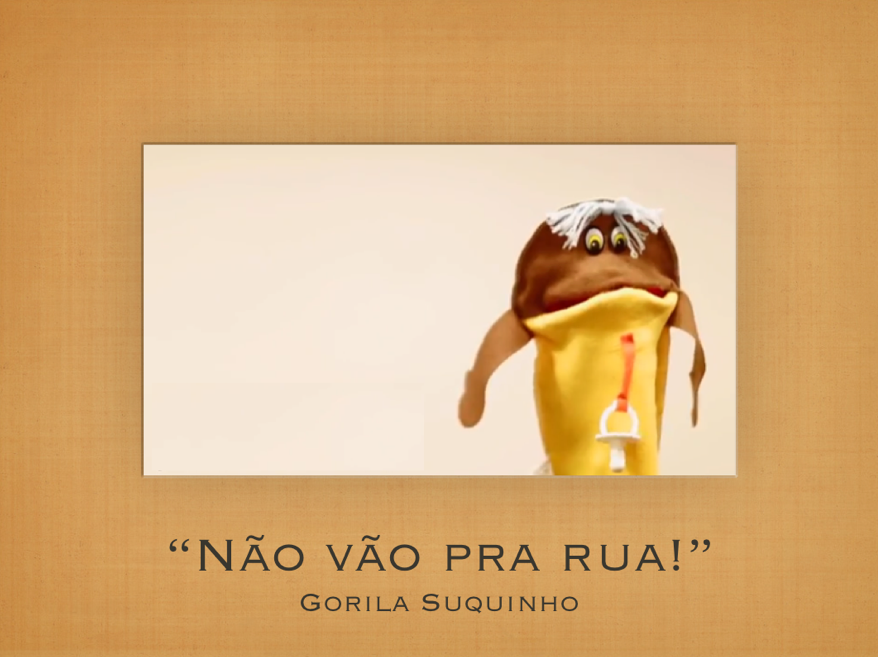 Gorila Suquinho