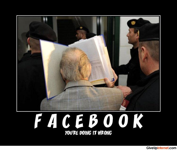Facebook: Você está fazendo isso errado