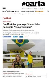 Dra. Marisa Lobo, psicóloga odiada pela militância esquerdista.