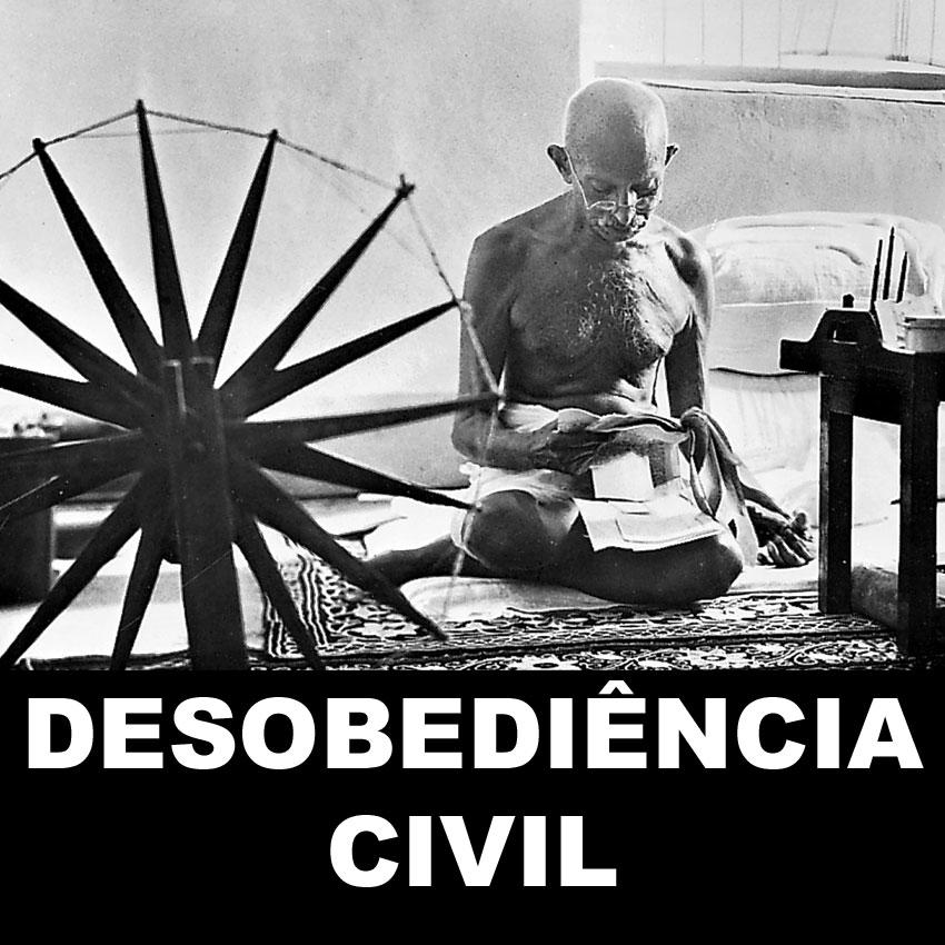 desobediência-civil